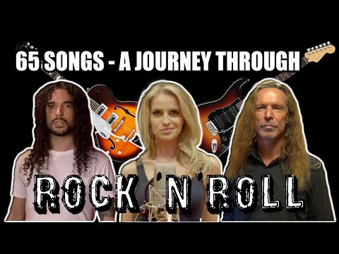 65 Songs - A Journey Through Rock 'N' Roll | Ten Second Songs