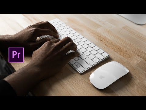 5 Tips To Edit FAST In Adobe Premiere Pro! (Premiere Pro CC Tutorial)