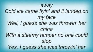 Krokus - Throwing Her China Lyrics