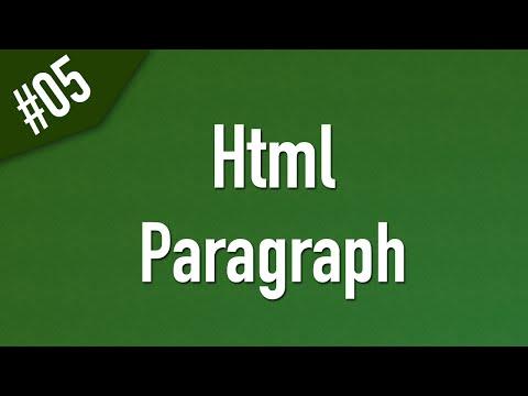 تعلم Html القائمة #1 الفديو #5