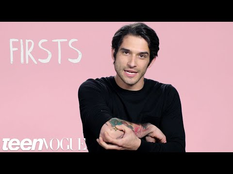 Tyler Posey's First Tattoo, First Motorcycle and More | Firsts | Teen Vogue