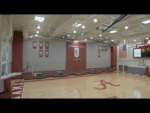 The University of Alabama: Stran-Hardin Arena Ribbon Cutting (2018)
