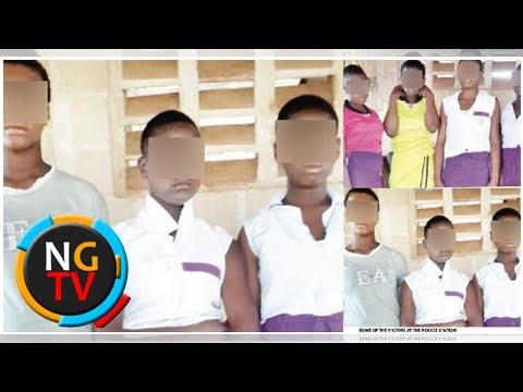 30 JSS Students Gang Raped During Cult Initiations In Enugu