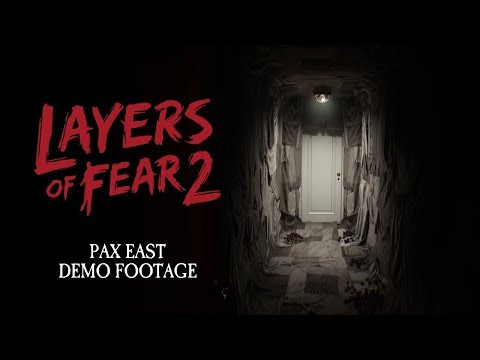Layers of Fear 2 - PAX East Demo Footage - 2019 de Layers of Fear 2