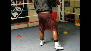 Elite Pro Boxing: Elijhaa Penny Boxing Training
