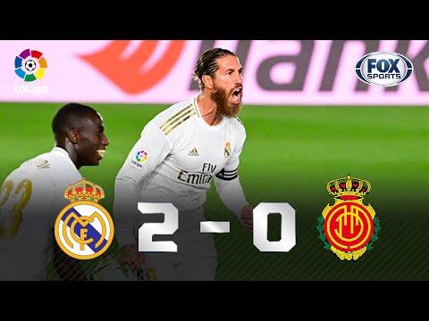 QUE GOLAÇO, VINÍCIUS JR! Melhores momentos de Real Madrid 2 x 0 Mallorca pela La Liga