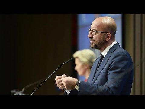 Σύνοδος Κορυφής: Κυρώσεις σε Λευκορωσία, πίεση σε Τουρκία…