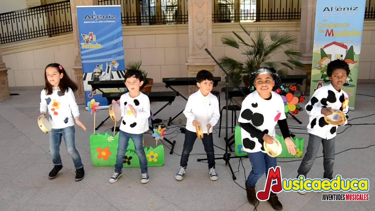 Valentina y la flor - Grupo de alumnos de Mi Teclado 1 - Escuela de Música Albéniz de Lorca