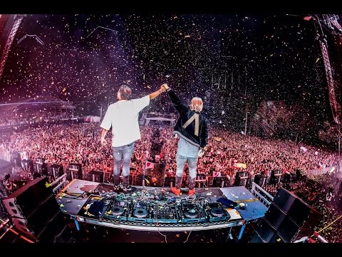 Axwell Λ Ingrosso | Live at Ultra Music Festival Miami 2017