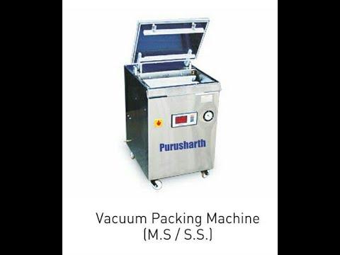 khakhra / paneer Vacuum Packing Machine