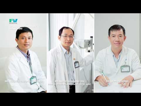 Otorhinolaryngology Department – FV Hospital
