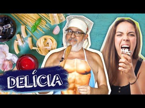 ORELHA E CAPA DURA - COMIDA
