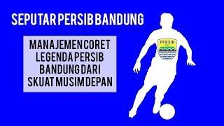 Daftar 5 Pemain Senior yang Dicoret Manajemen Persib Bandung, Ada Nama Pemain Kebanggaan Bobotoh