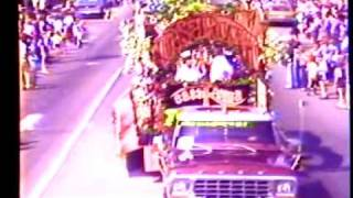 1980 Mountain Festival Parade on Fraser Cable 10