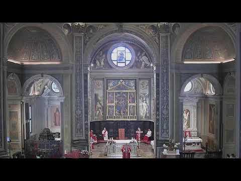 In diretta dalla Basilica di Legnano la messa nei 40 anni di sacerdozio di mons. Cairati