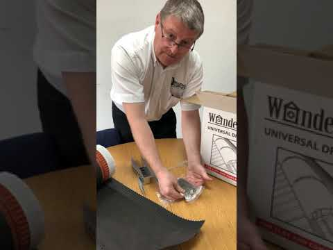 WonderRIDGE Universal Dry Ridge Kit Unboxing | Roofing Products Unboxing | Episode 2