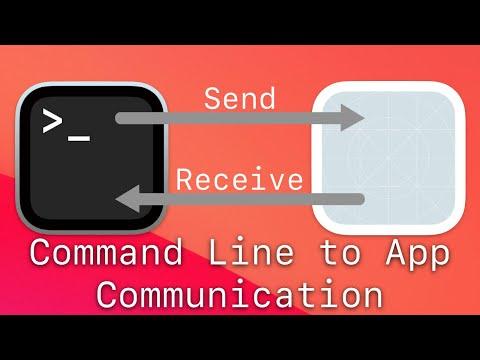 Command Line to Mac App Communication thumbnail