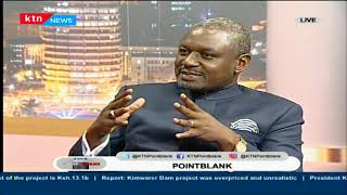 Point Blank: Tony Gachoka with Otiende Amollo