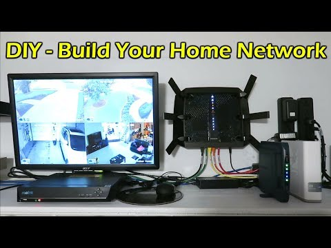 DIY – How To Build Your Home Network