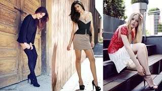 Latest High Heel Fashion And Cute Outfits Curvy Style Ideas