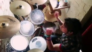 Drum cover of 'Army Of Me' by Chimaira.