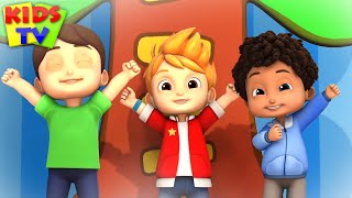 Yes Yes Song | Boom Buddies | Kids Songs & Nursery Rhymes | Cartoon Videos for Babies