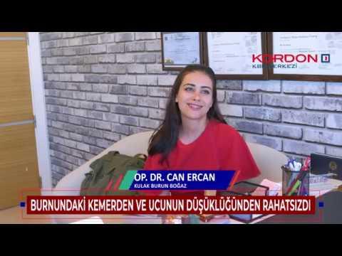 Op. Dr. Can Ercan - Gamze Hanım Hasta Görüşü