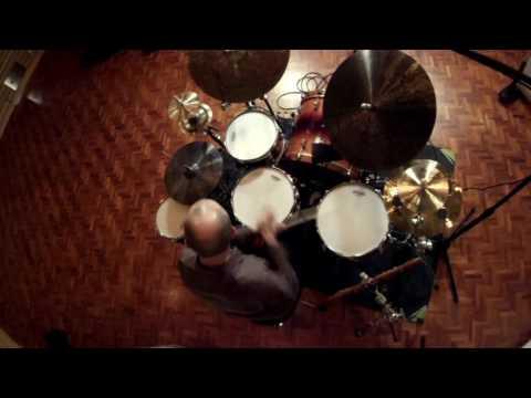 Eric Wiegmann - Odery Eyedentity Bubinga drum solo