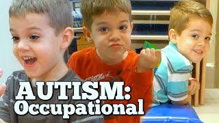AUTISM: Occupational Therapy For Kids - Best Toys And Games For Autism (Therapist Sessions Part 2)