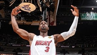 Dwyane Wade's Top 10 Plays of His Career