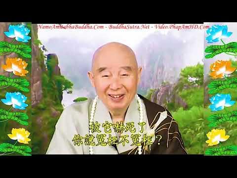 Hòa thượng Thích Tịnh Không giảng về dịch bệnh nói chúng Trích giảng Kinh Hoa Nghiêm, tập 1466
