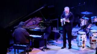 Chick Corea & Bill Frisell duo live 2013 It Could Happen To You