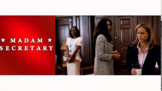 MADAM SECRETARY - NEW TV SERIES
