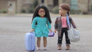 Just Running Away (American Girl Doll Stopmotion)