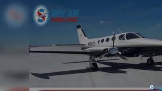 Modern Medical Amenities in Sky Air Ambulance from Kolkata
