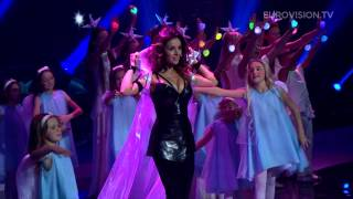 Zlata Ognevich (Ukraine 2013) performs at the Junior Eurovision Song Contest 2013