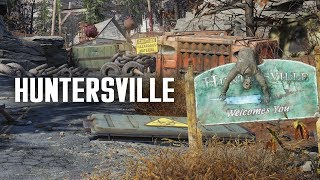 Something Horrible is at Huntersville - Fallout 76 Lore