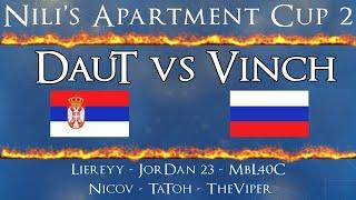 DauT vs Vinchester | NAC2 Qualifier
