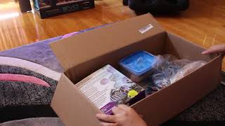 Chewy Fish Supplies Unboxing!