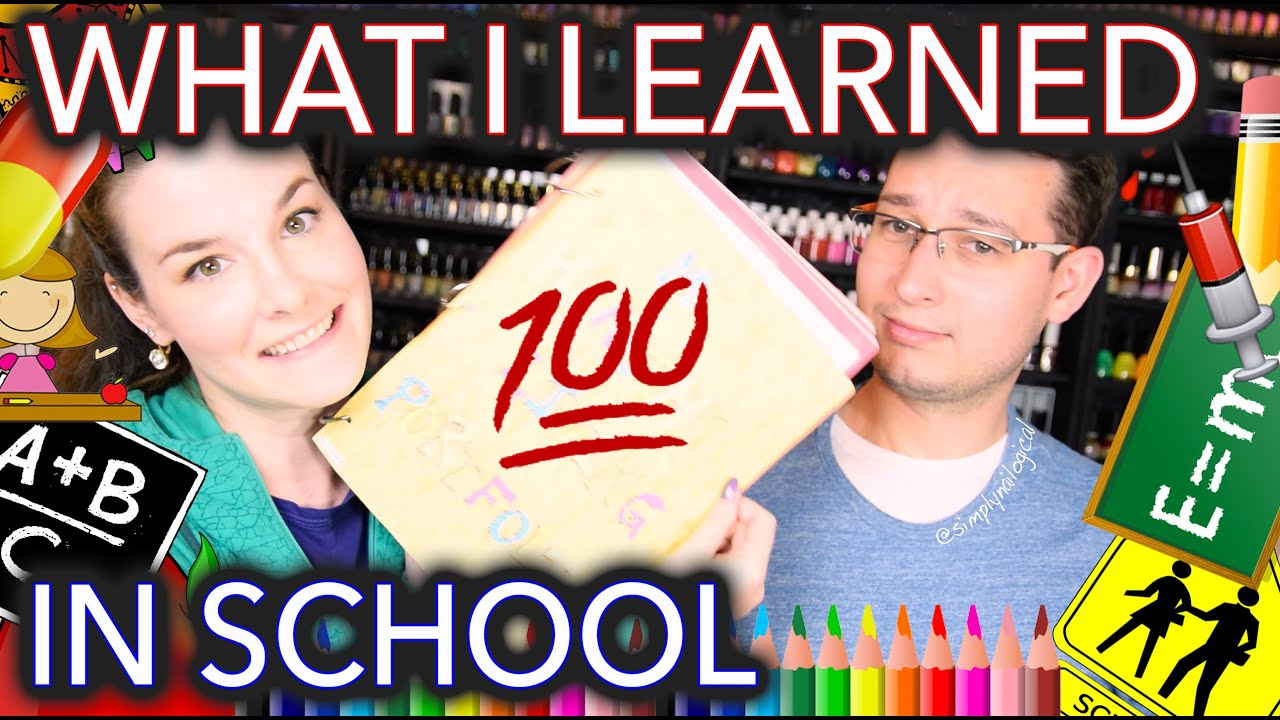 What I learned in school (or didn't learn) thumbnail
