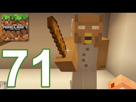 Minecraft: PE – Gameplay Walkthrough Part 71 – Granny Bedrock Edition (iOS, Android)
