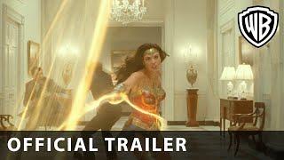 Wonder Woman 1984 – Official Trailer – Warner Bros. UK