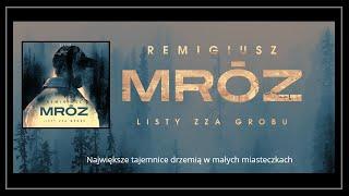 LISTY ZZA GROBU Audiobook MP3 - Remigiusz Mróz - Posłuchaj i pobierz całość!