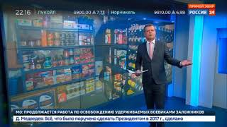 Russia TV Instructs Viewers How to Prepare Bomb Shelters For Nuclear War with the USA