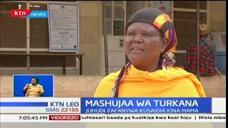 Wenyeji Turkana wamejitolea kuwapeleka wamama hospitalini kupunguza visa vya vifo wanavyojifungua
