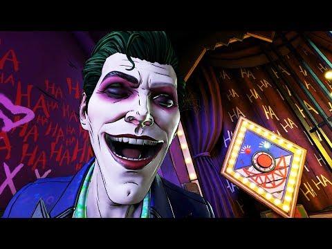 JOKE'S ON YOU! | Batman: The Enemy Within - Episode 5 (FINALE)