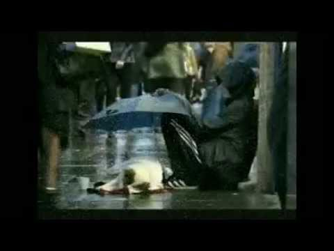 Homeless Hungry Crying In The Rain