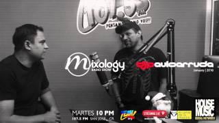 DJ Paulo Arruda – Mixology Radio Show FM 107.5 Costa Rica Jan/2016