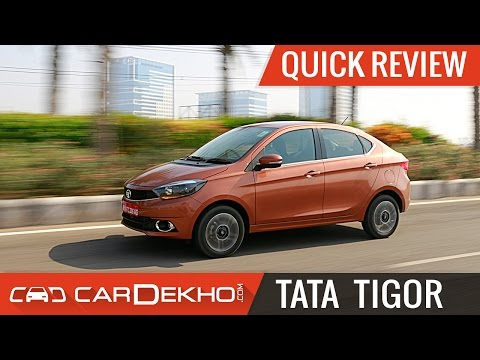 TATA Tigor | Quick Review