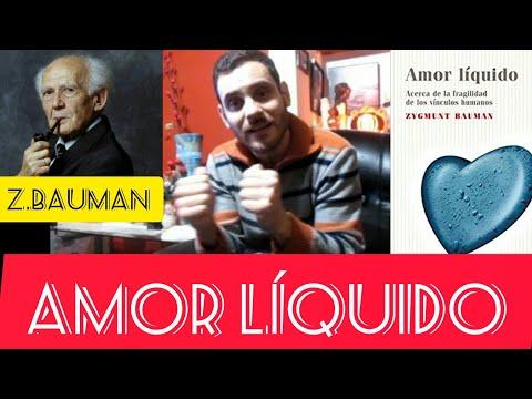 Amor líquido - Zygmunt Bauman - análisis del libro.